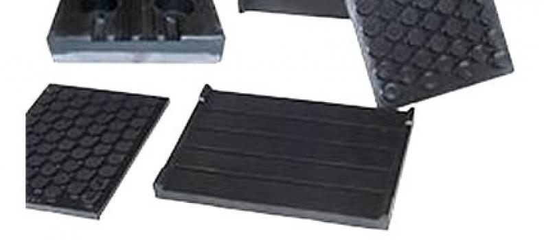 Çelik Konstruksiyon Padleri – Anti Vibrasyon Ürünleri