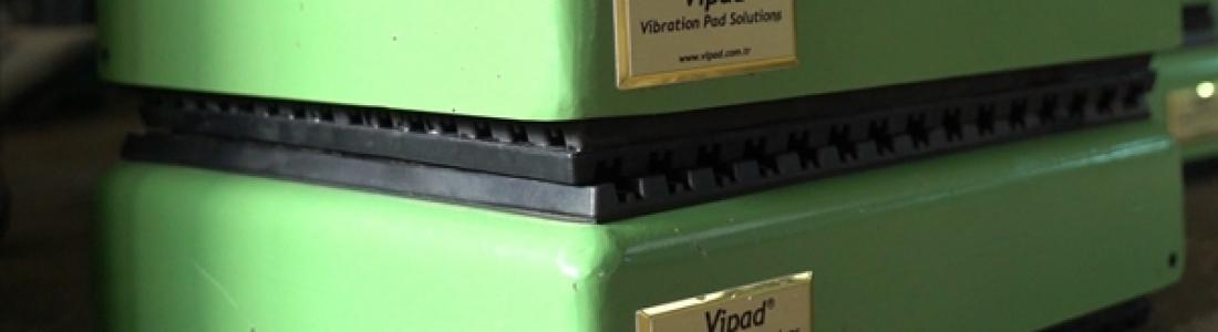 Vipad Mühendislik, Anti Vibrasyon Ürünleri